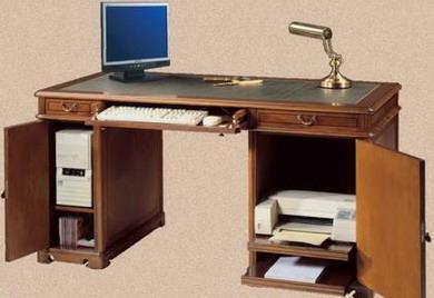 Mesas auxiliares de estilo ingles - Mesas despacho diseno ...