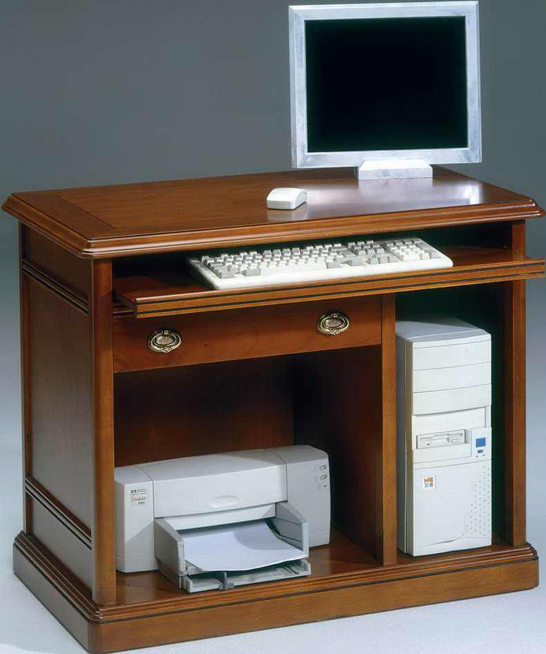 Mesas de estilo clasico ingles - Mesas de ordenador ...