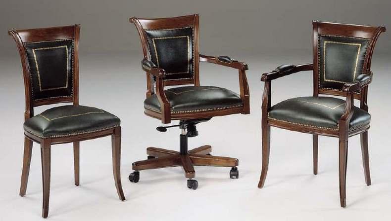 Sillones sillas l nea cl sica ingles for Sillones de estilo